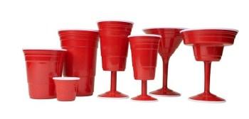 fancy solo cups