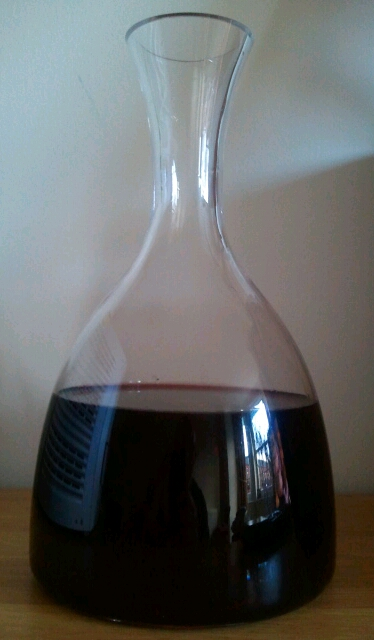 Decanter Full