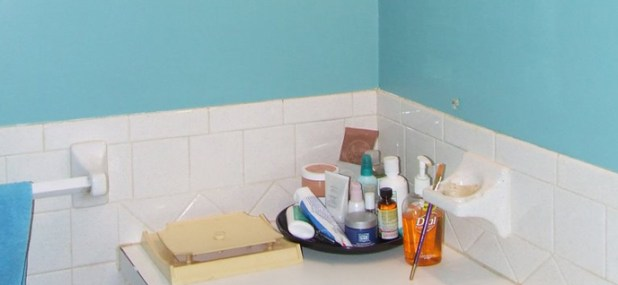 bathroom made paint