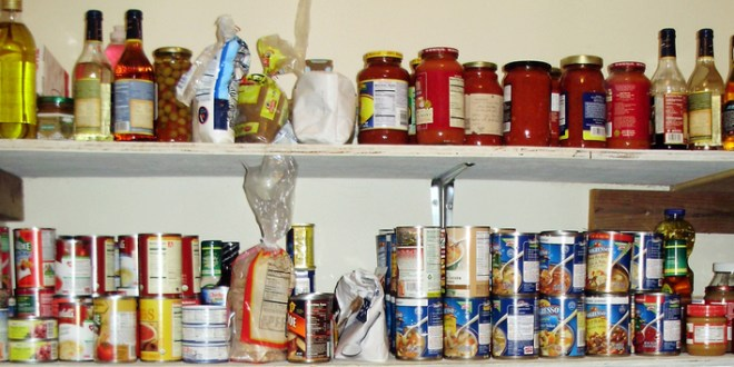 Organize Your Pantry: The Basics