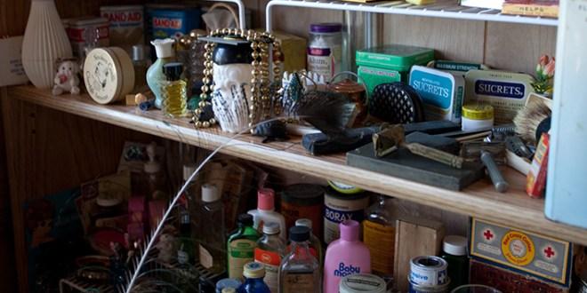Organize Bathroom Products