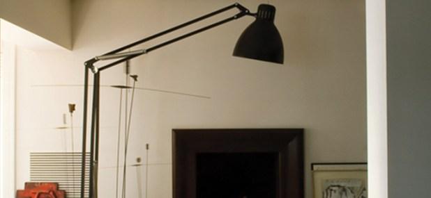 huge lamp
