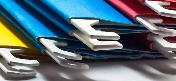 hanging folders