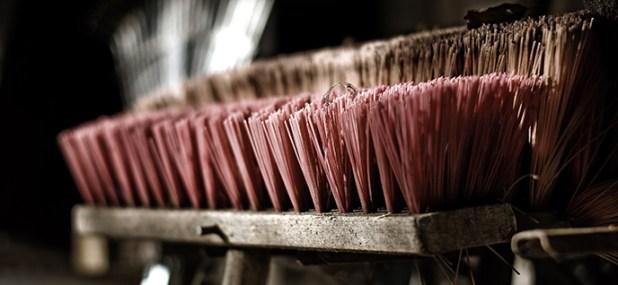 dusty broom