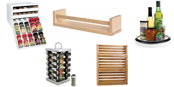 8 Spice Racks For Your Kitchen