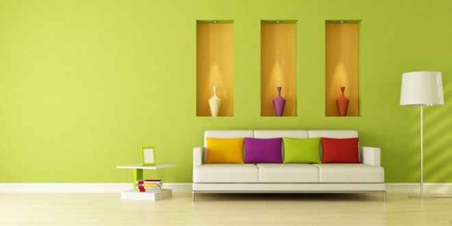 All About Eco-friendly Paint