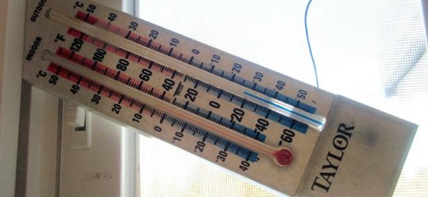 indoor temperature