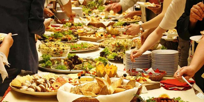 Host A Buffet Party