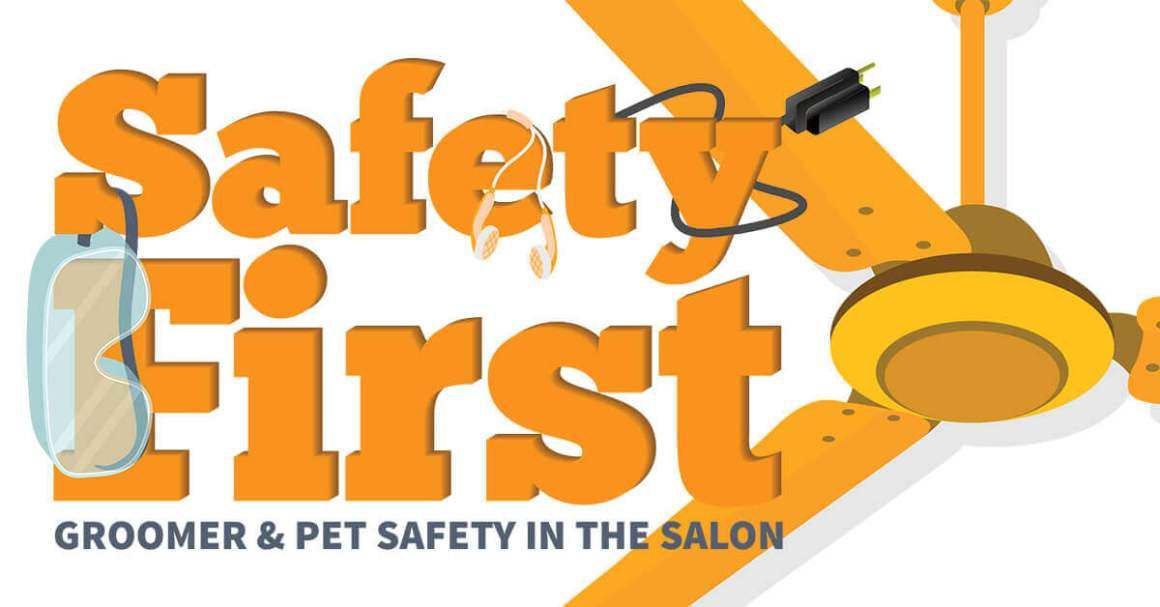 Safety First: Groomer & Pet Safety in the Salon