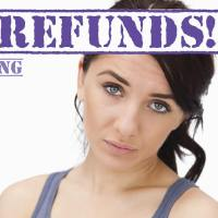 No Refunds! No Kidding