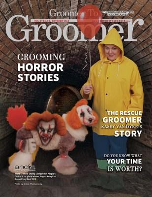 October 2018 Issue Groomer to Groomer