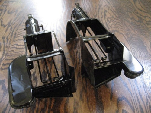 Porsche 912 or late 356 heater boxes