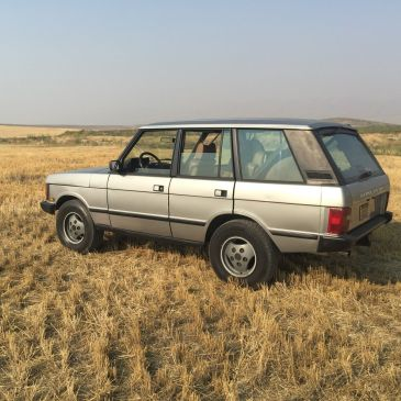 1990 Range Rover Classic SWB