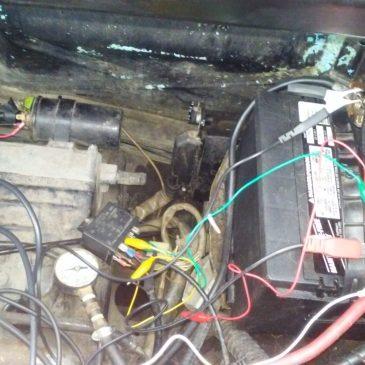 Restoration Wednesday, Wiring on the 914 1.8 Still Intermittent