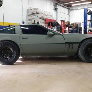 1984 Corvette Runs and drives! – $2500 (Naperville)