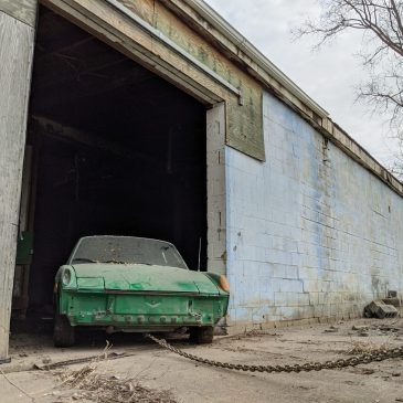 Barn Redemption, I Already Knew Where to Find It