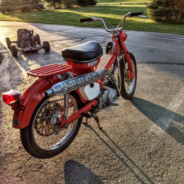 Restoration Wednesday – What's Different in 2 Full Bike Pics?