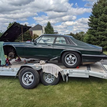 Restoration Wednesday – Steering and Shift Linkage