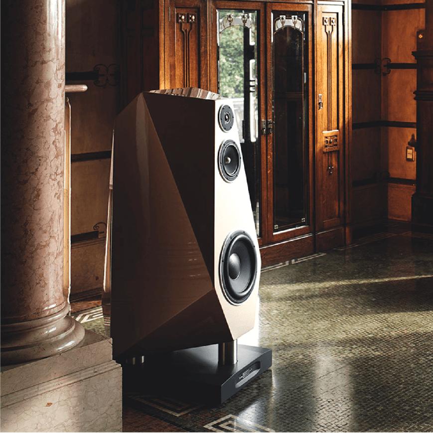 Premium Floorstanding Speakers