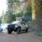 Sportsmobile Conversion Of Ford E Series Provides Rv Adventure Rolling Homes Groovecar