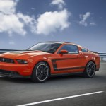 Ford Mustang Boss 302 The Legend Returns For 2012 New On Wheels Groovecar