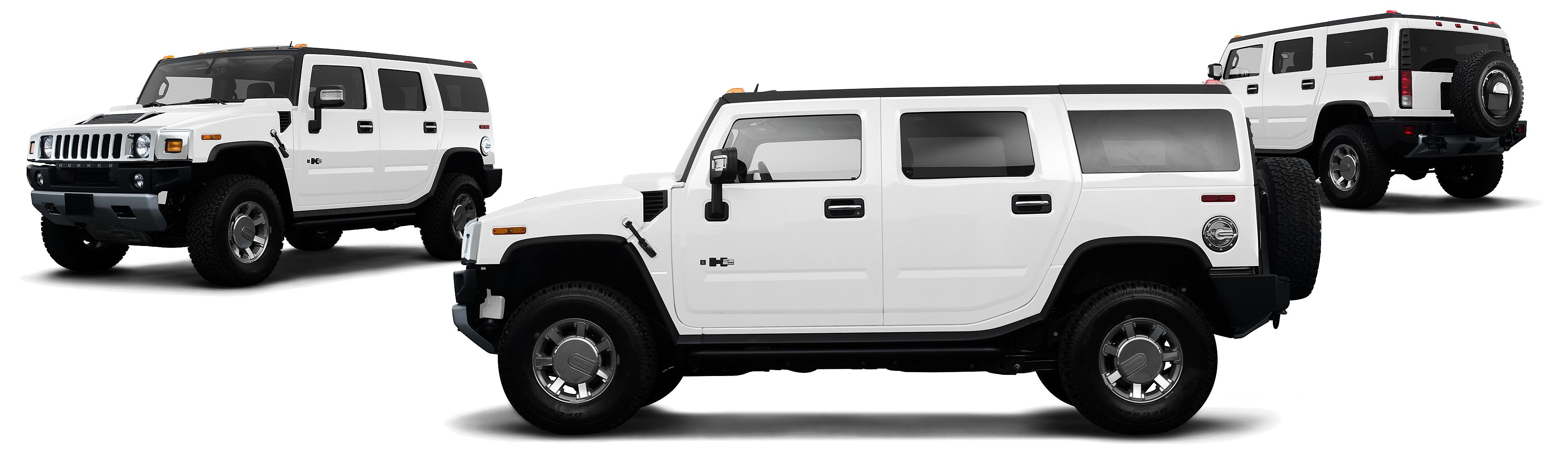 2008 HUMMER H2 4x4 Base 4dr SUV Research GrooveCar