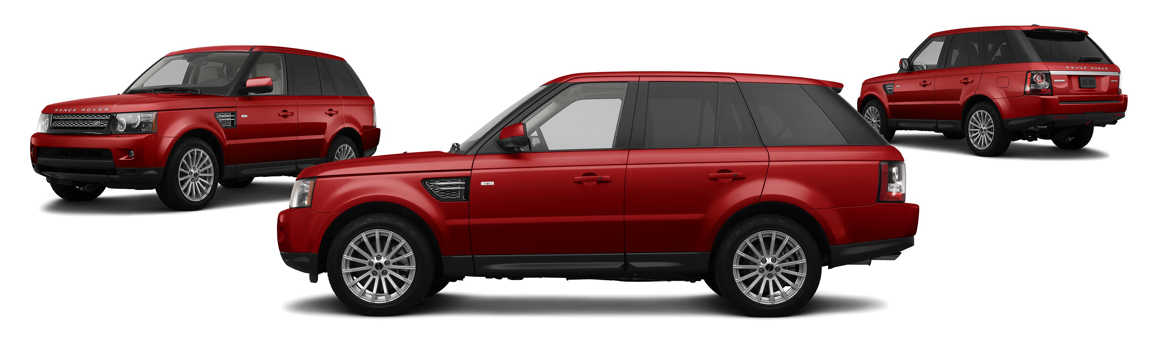 2012 Land Rover Range Rover Sport 4x4 Autobiography 4dr SUV