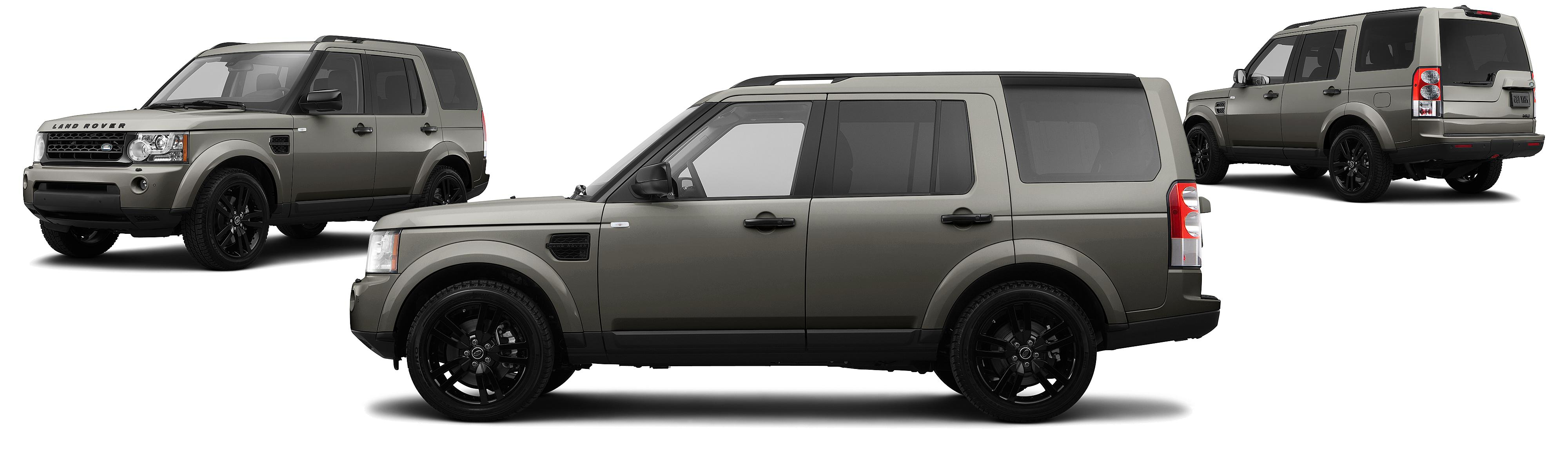 2013 Land Rover LR4 4x4 4dr SUV Research GrooveCar