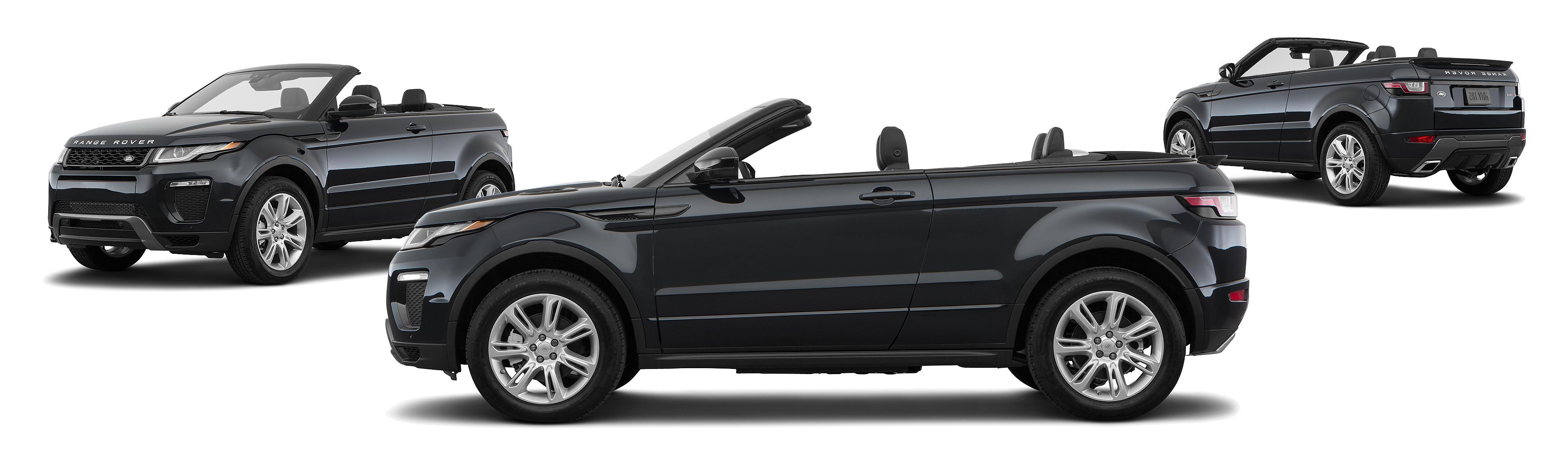 2017 Land Rover Range Rover Evoque Convertible AWD HSE Dynamic 2dr