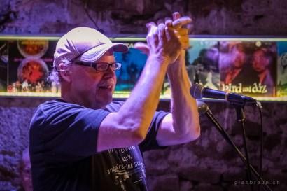 Augarten Blues Band Foto Gian Braun