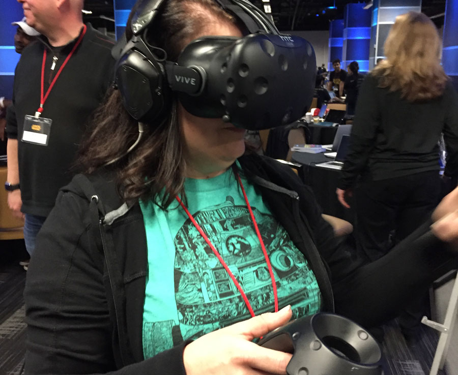 American Airlines VR