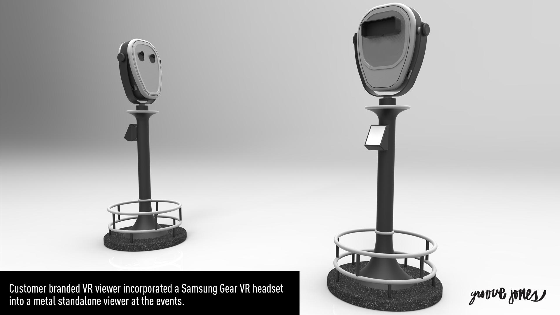 Samsung Gear VR Tower Viewer