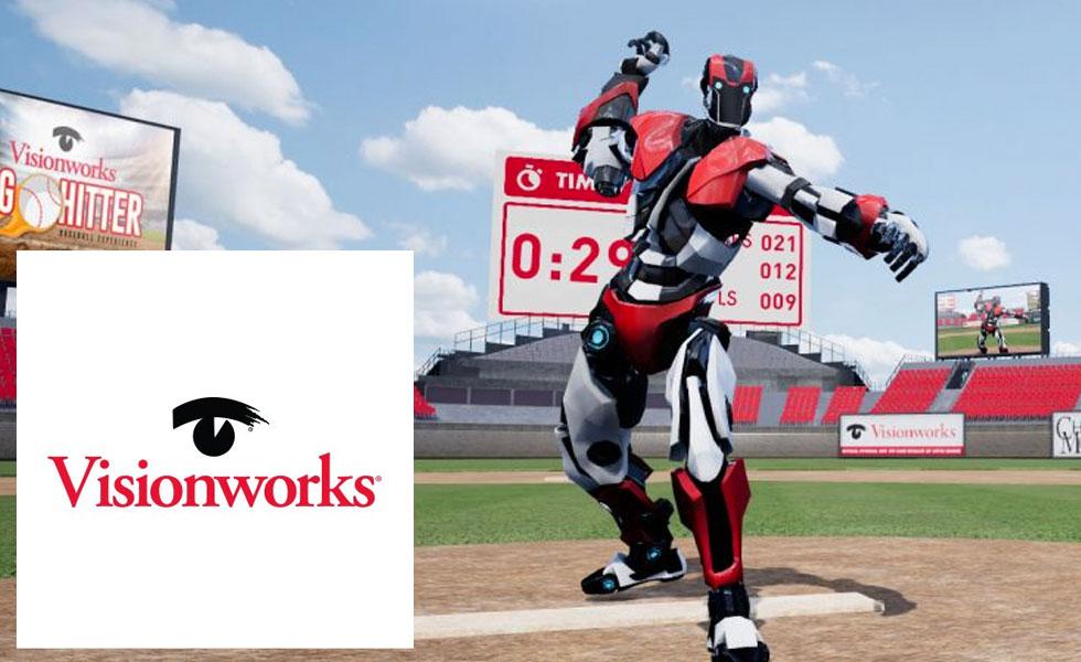 Visionworks Baseball
