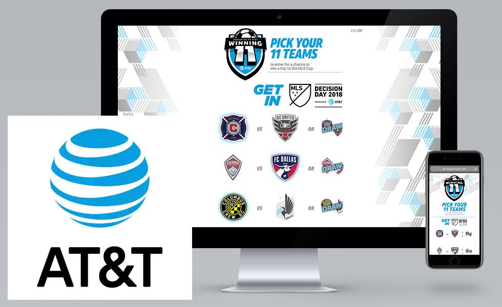 AT&T MLS