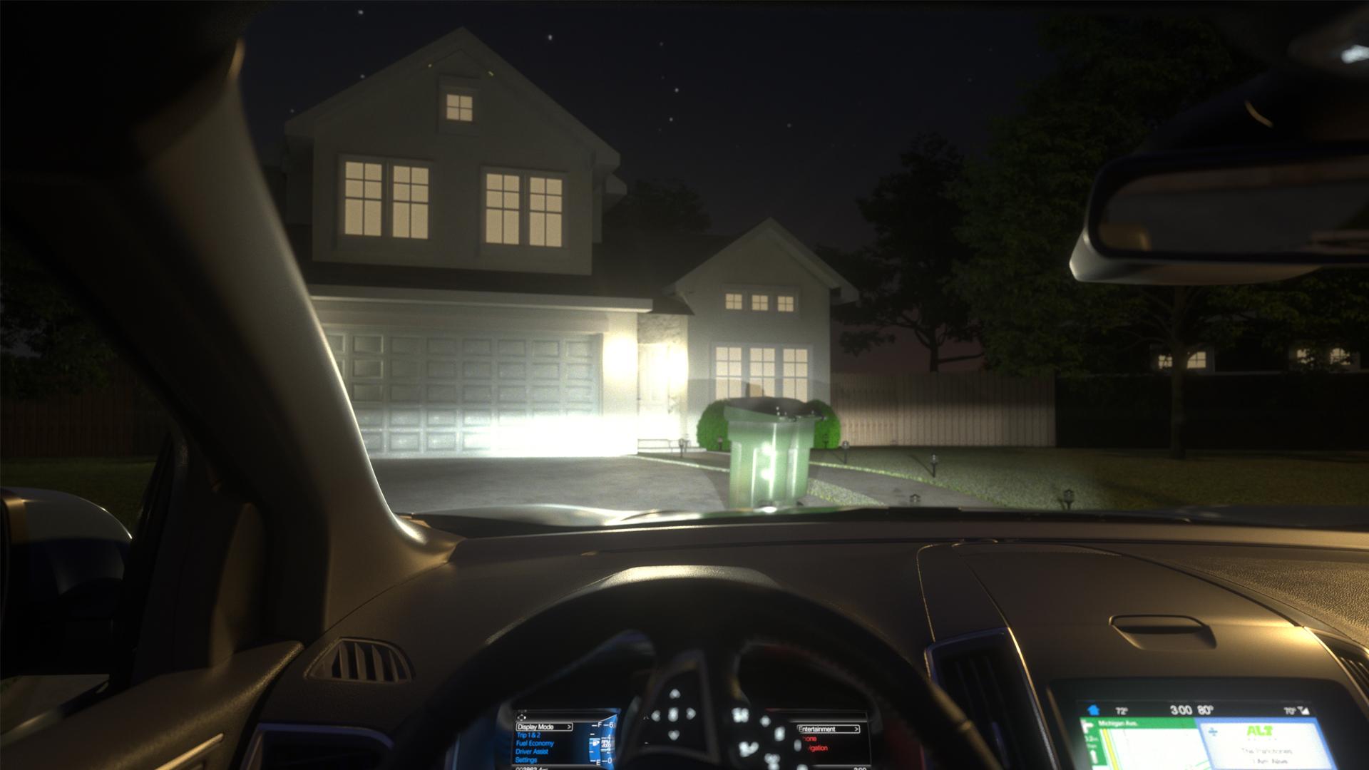 Ford VR Virtual Reality