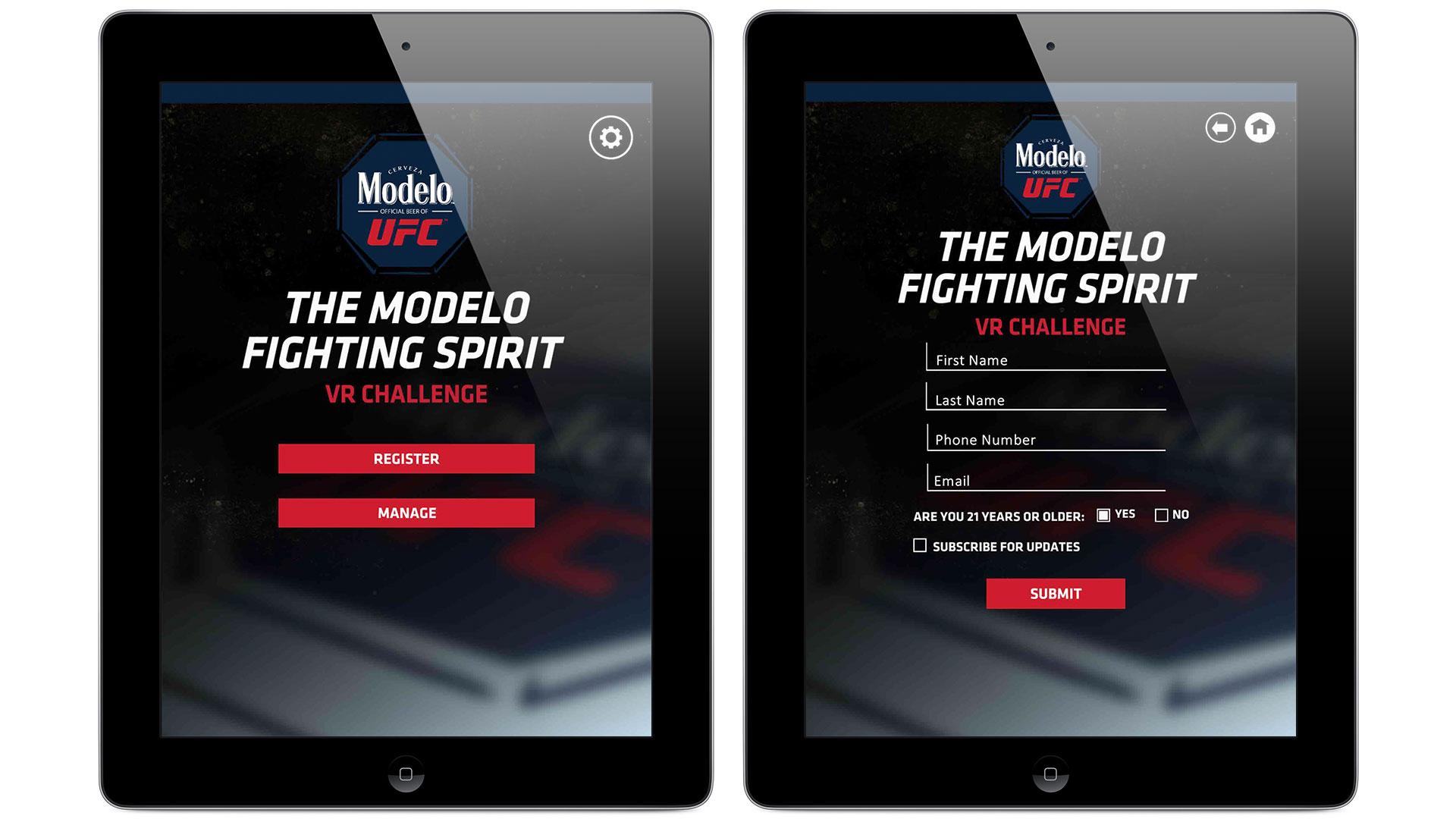 UFC Interactive