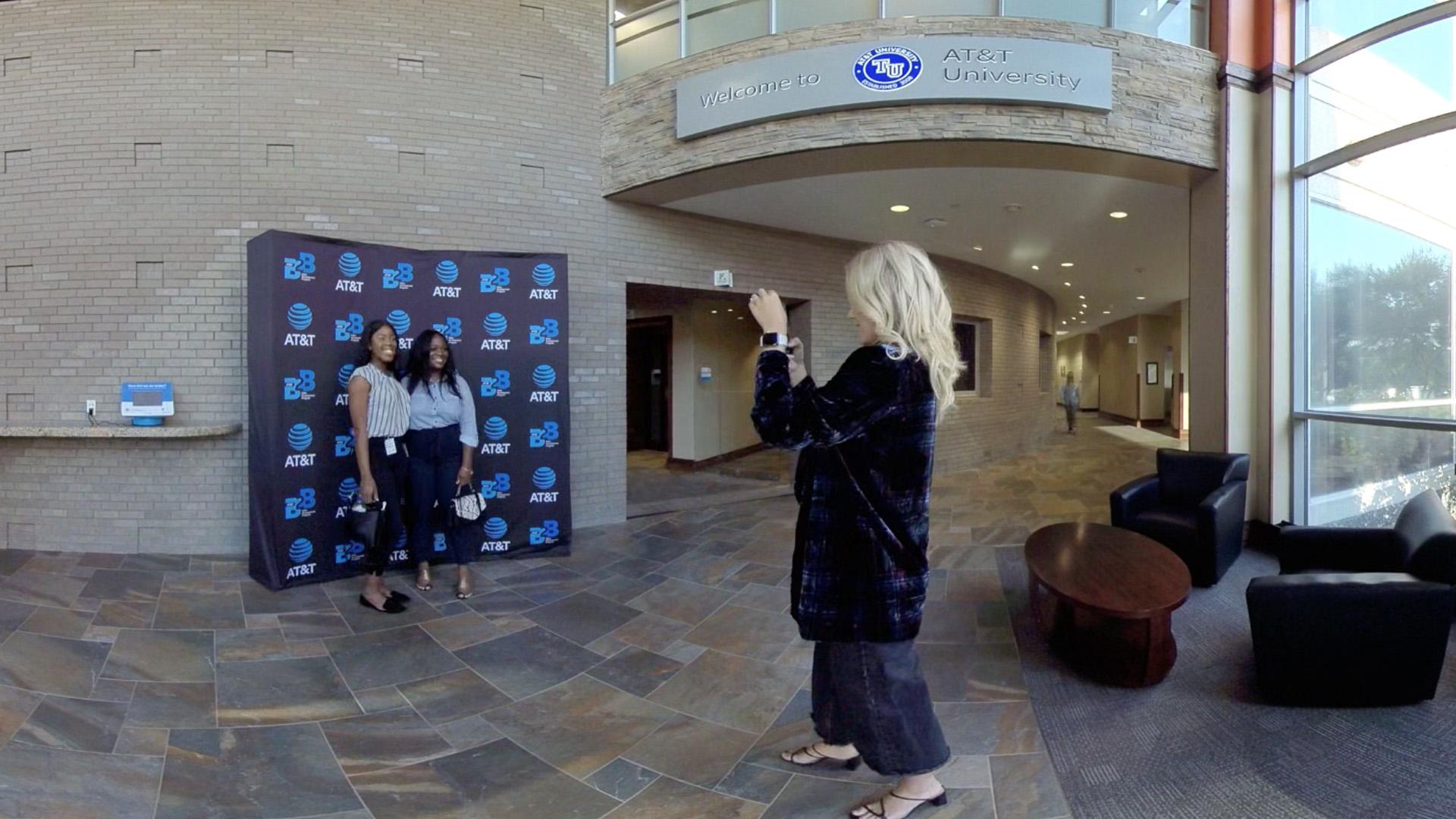360 videos AT&T