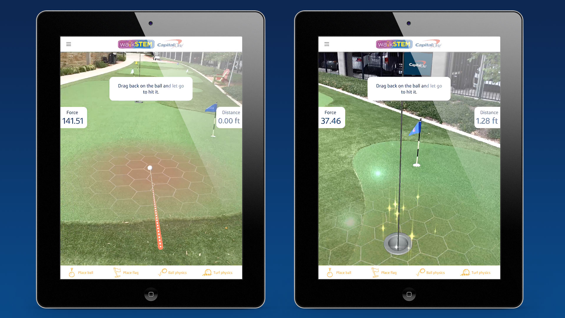 Augmented Reality Golf