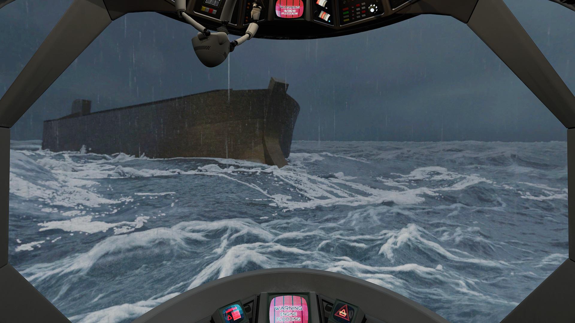 VR flood
