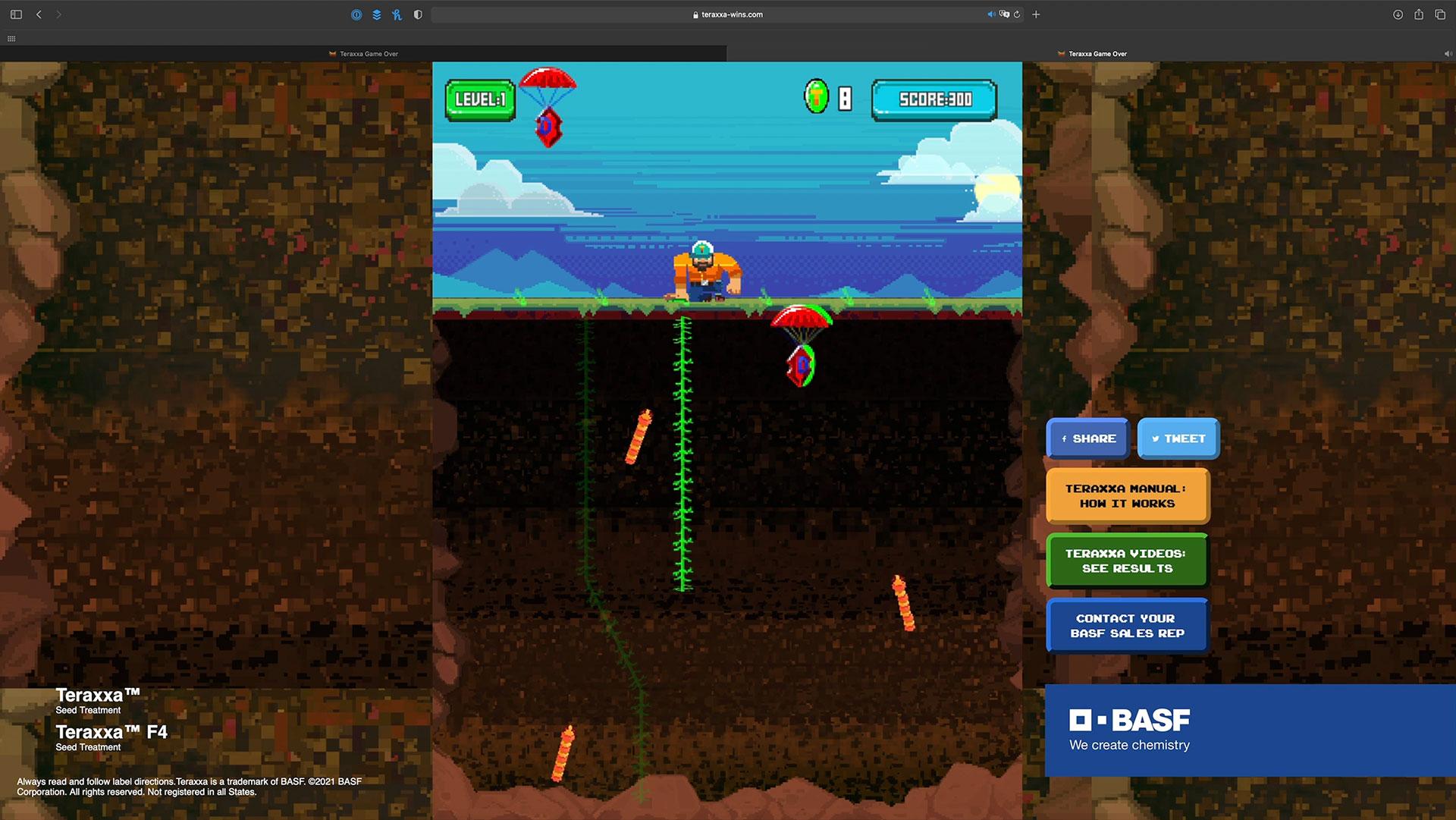 WebGL Game