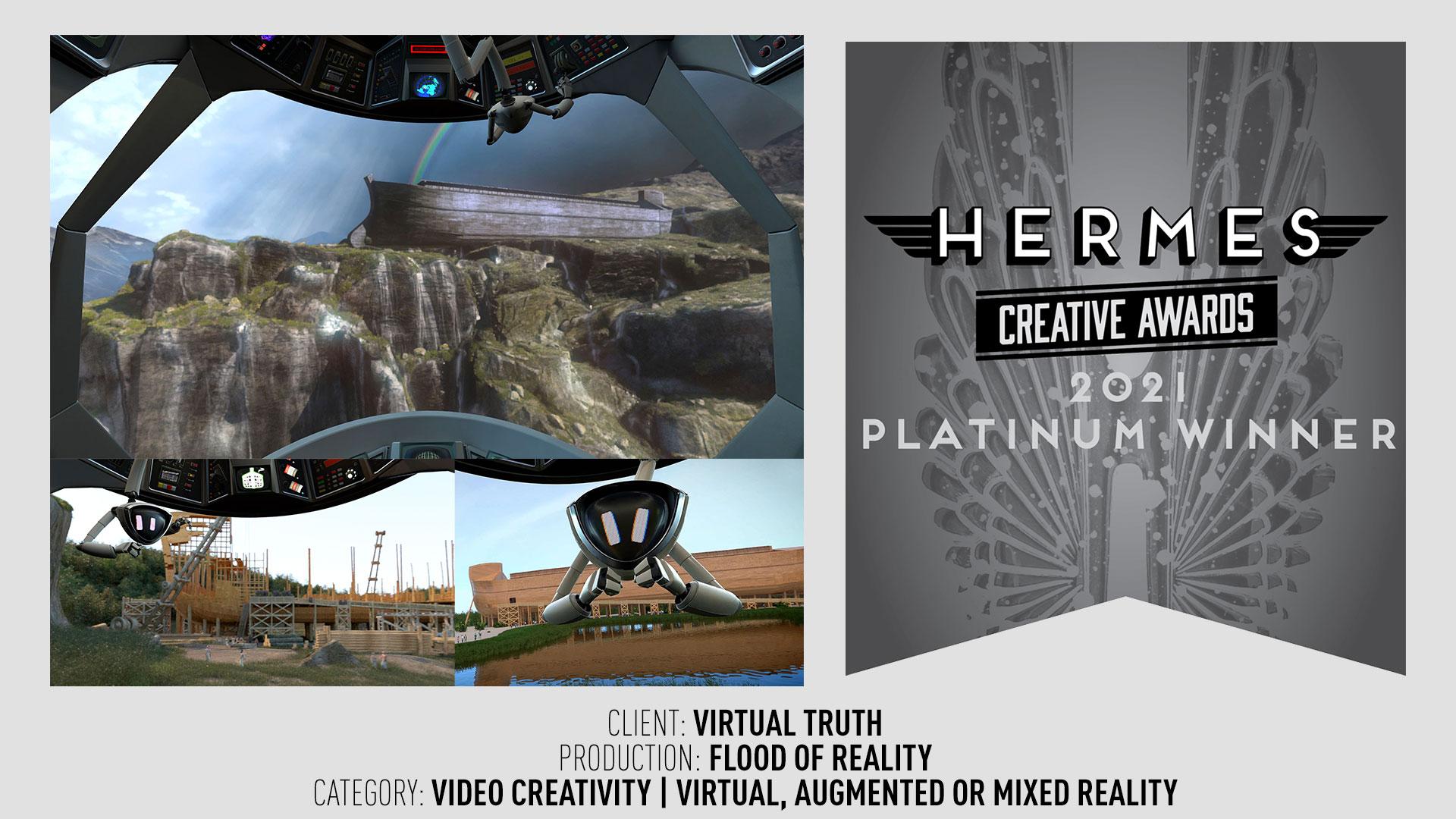 BEST VR AWARD