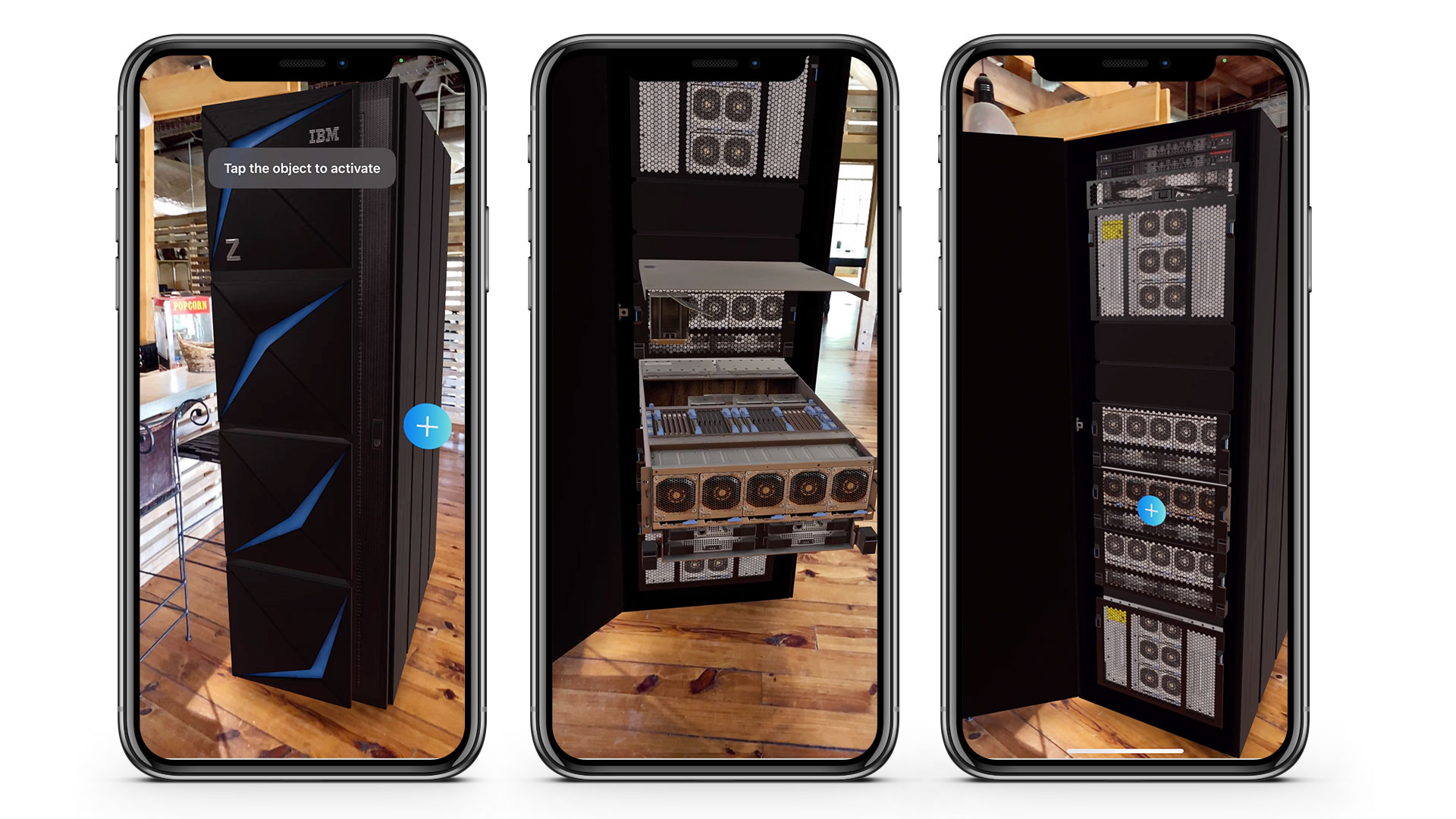 IBM Z Augmented reality