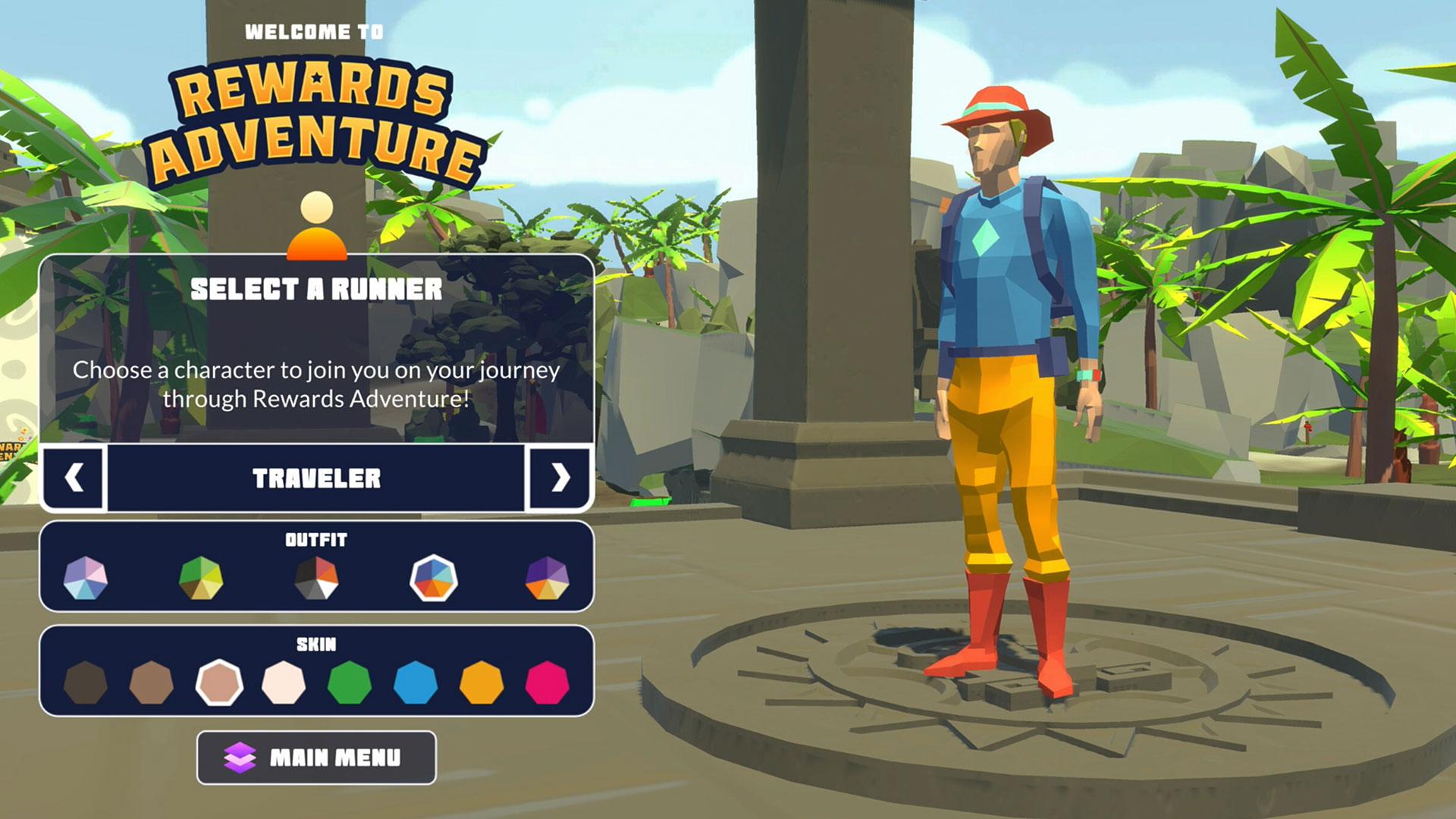 character customization avatar