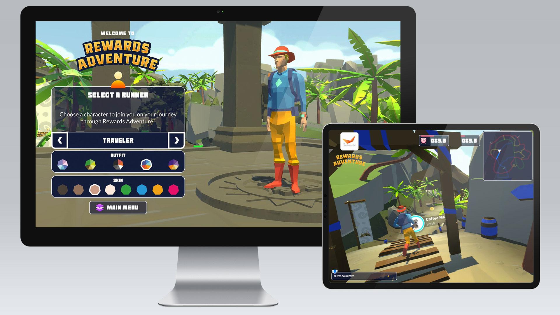 online desktop game