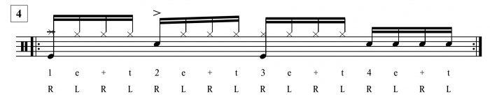 LE 5 - Variation 4