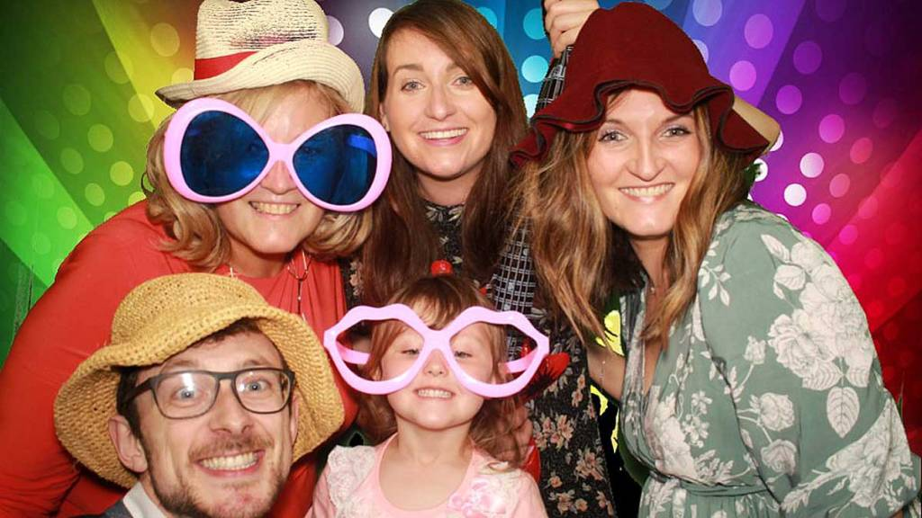 3 • photo booth hire