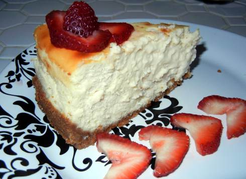 berry-cheescake