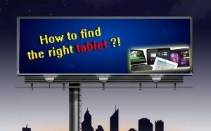 how to find the right tablet via groovypinkblog.com