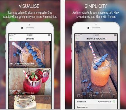 get juiced app