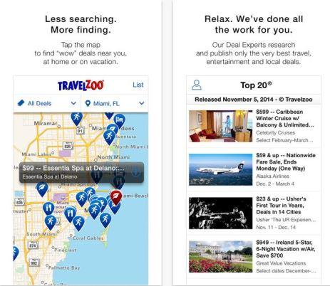 travel zoo app